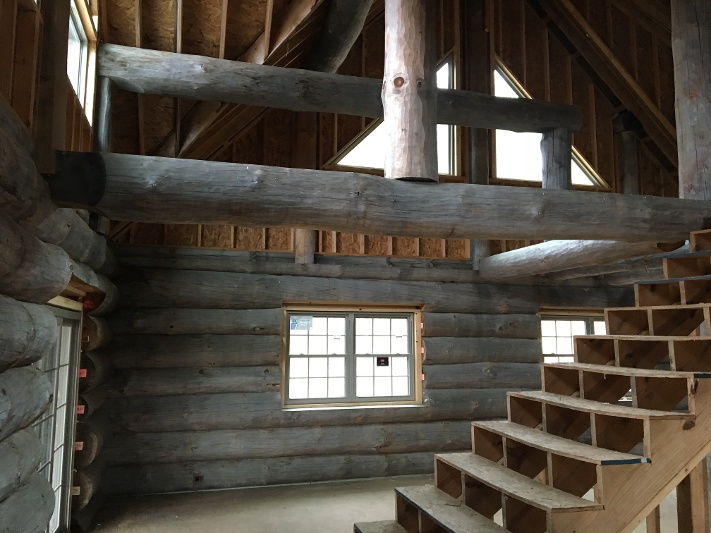 Morgantown's Best Builder Renovates Stunning Log Home