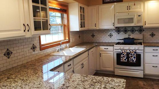 Residential Construction - Kitchen Buildout